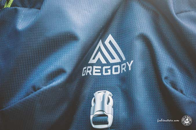 Gregory Backpacks Material
