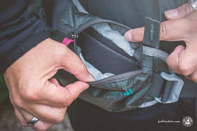 Hüftgurt Tasche Gregory JADE & ZULU