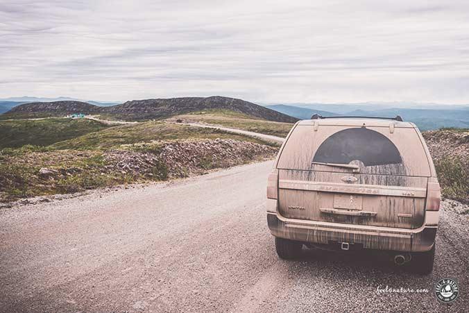 Einreise Kanada Landweg