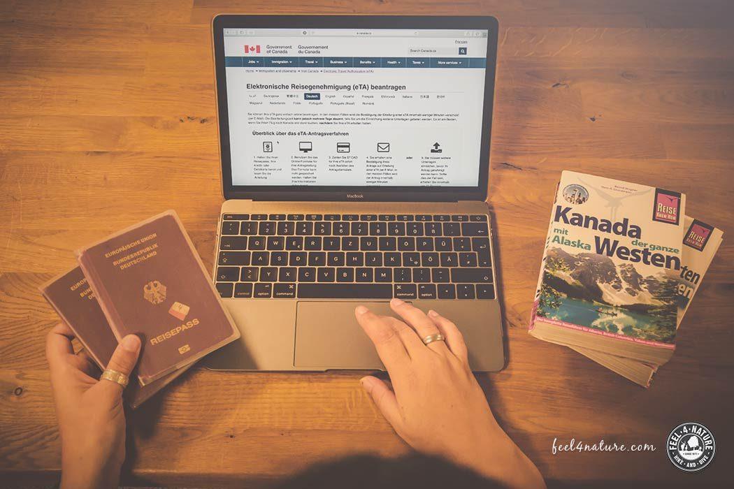 Kanada Einreise eTA Tipps
