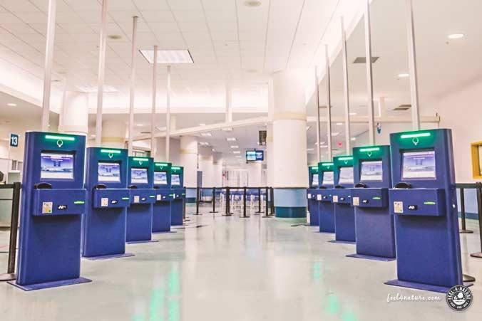 Einreisebestimmungen Flughafen Kanada