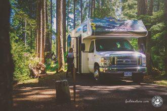 Campingurlaub Wohnmobil