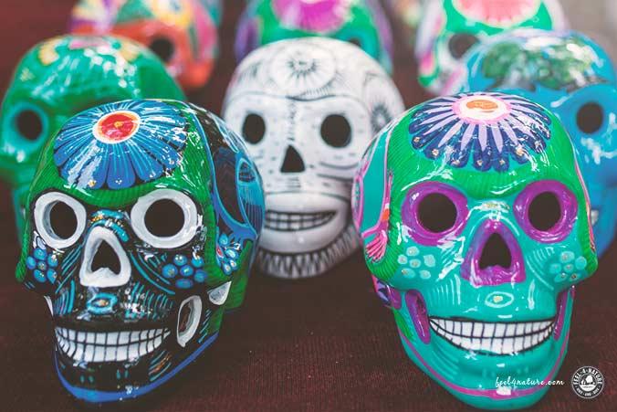 Maya Mexiko Souveniers