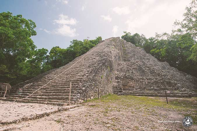 Maya Pyramide Coba