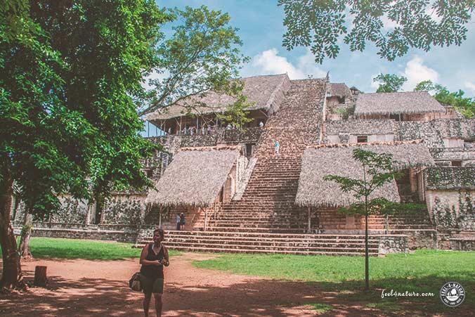 Maya Temple Ek Balam