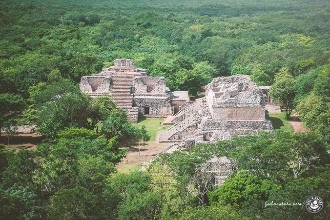 Maya Ruinen Ek Balam