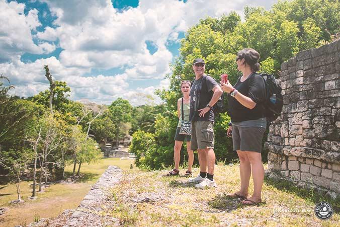Maya Ruinenstätte Kohunlich