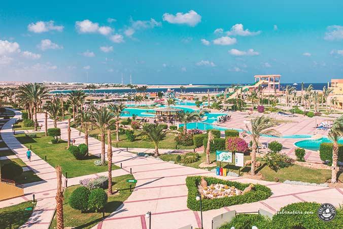 El Malikia Resort Abu Dabab