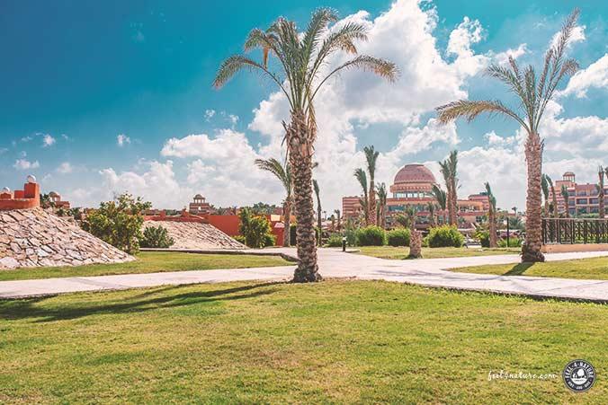 El Malikia Resort bei Marsa Alam