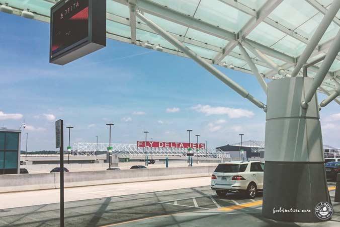 Flug gecancelt Flughafen