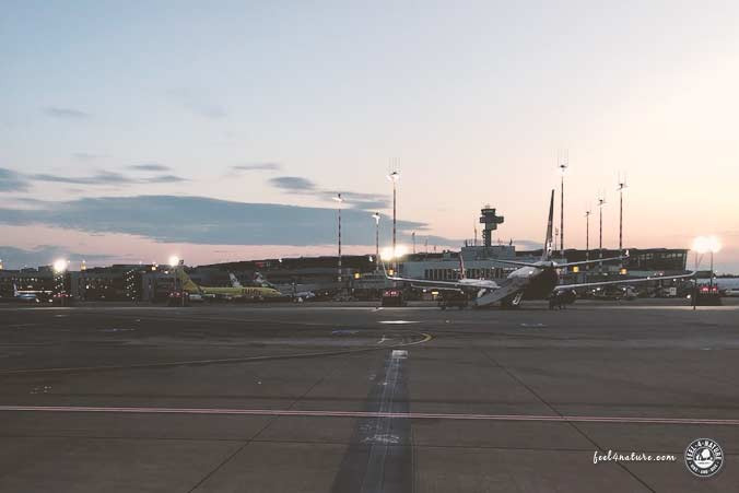 Flugausfall Billig Airline