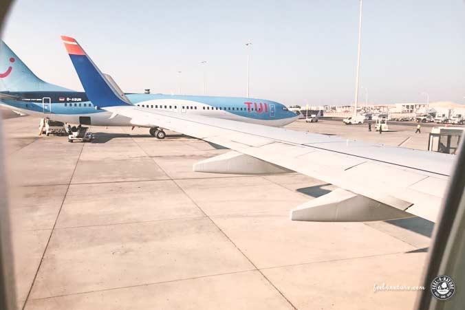 Ägypten Einreise Flughafen