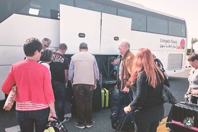 Ägypten Einreise Transfer