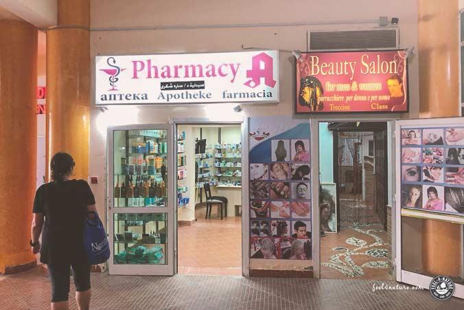 Ägypten Medikamente