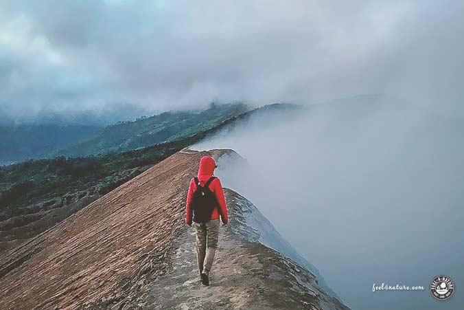 Indonesien Sehenswürdigkeiten Vulkan Wandern