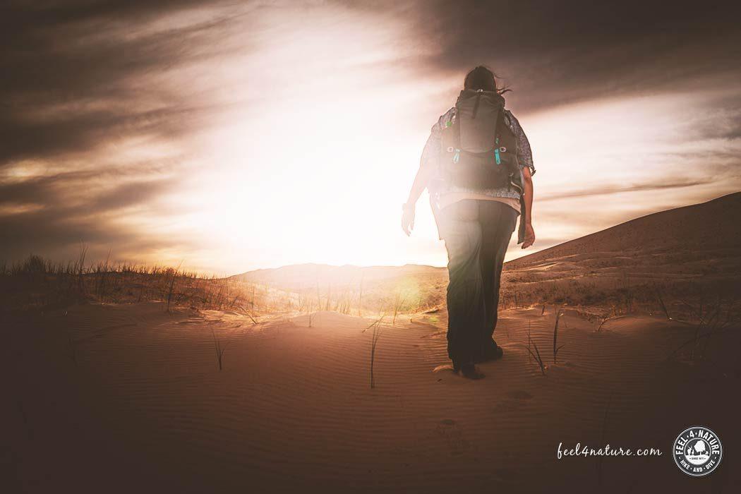 Mojave National Preserve Wandern