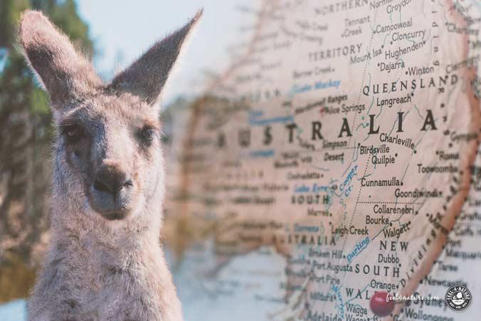 Australien Touristenvisum
