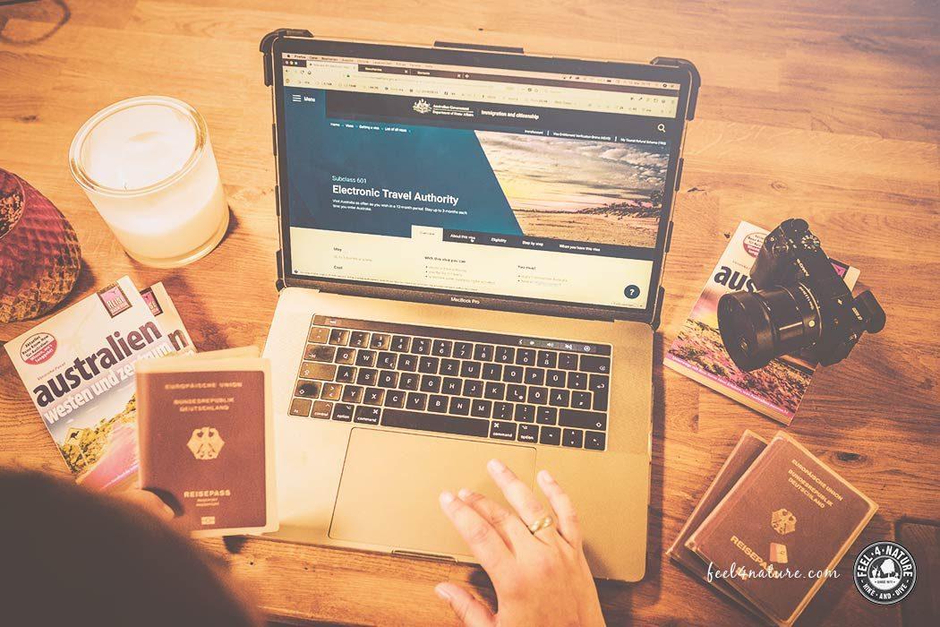 Australien Einreise Visum