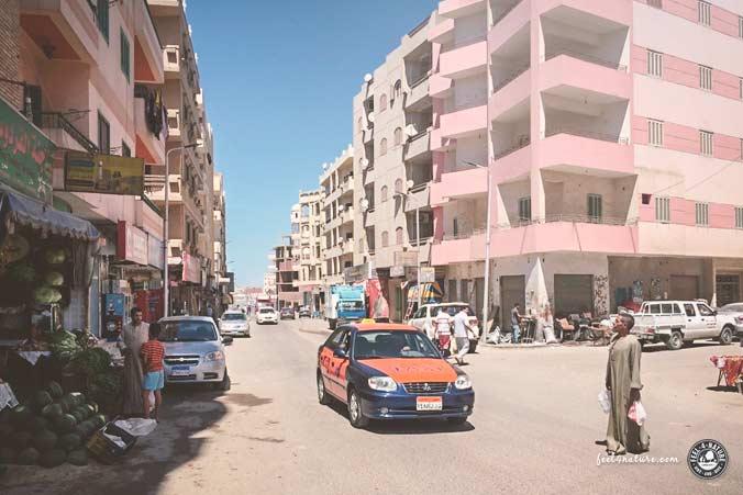 Digitale Nomaden Ägypten