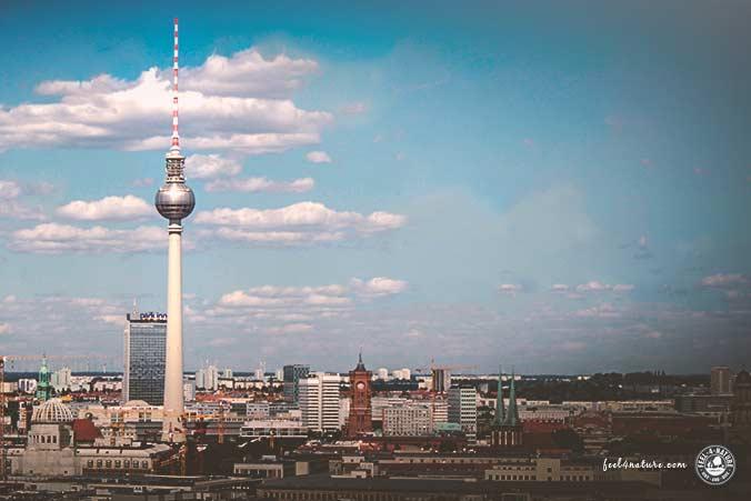 Berlin für Digitale Nomaden