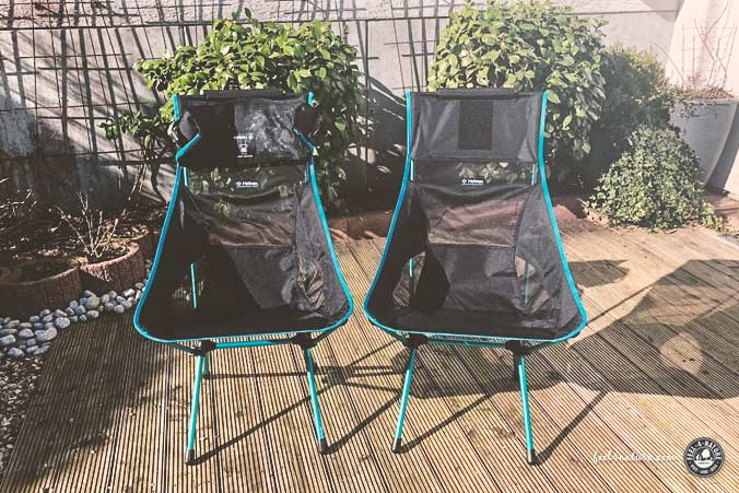 Checkliste Camping Stühle