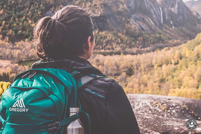 Packliste Camping Jacke
