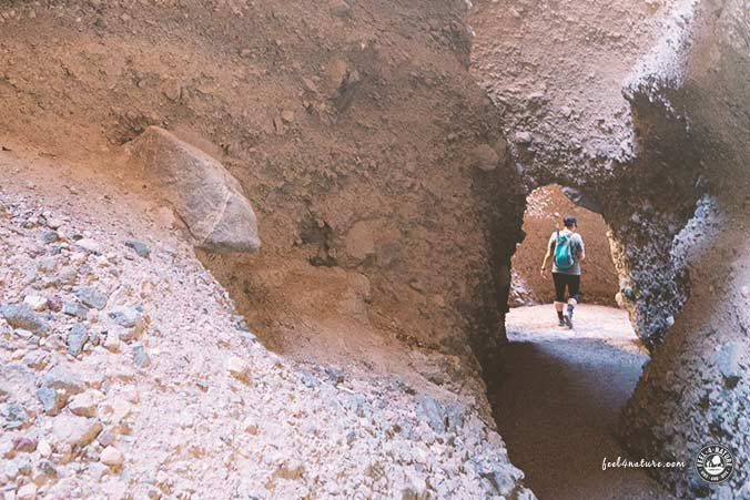 Death Valley Slot Canyon