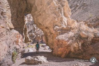 Death Valley Wandern
