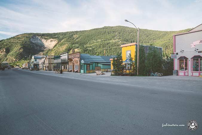 Westkanada Dawson City