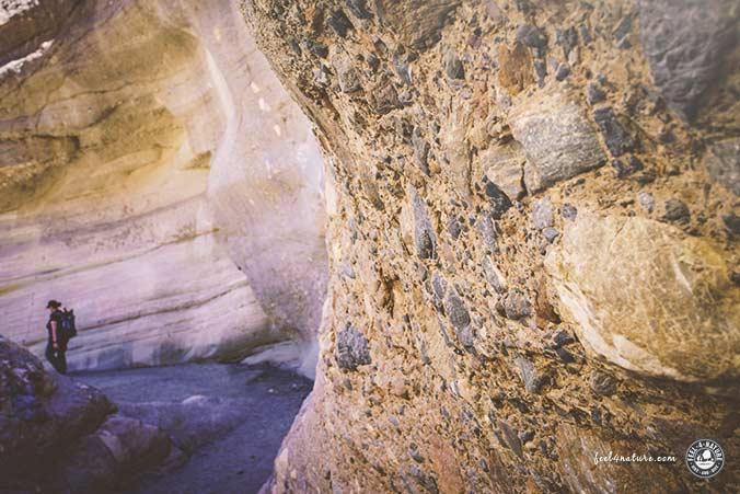 Tal des Todes Mosaic Canyon
