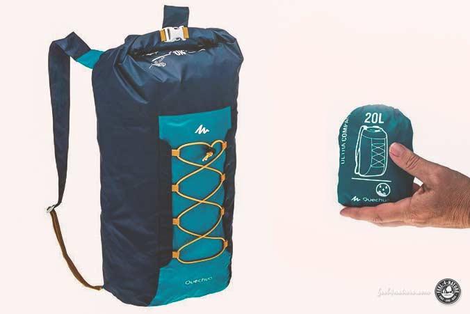 Handgepäck Rucksack Quechua