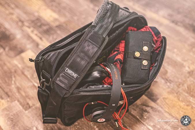 Handgepäck Tasche Chrome Vega