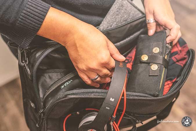 Handgepäck Tasche