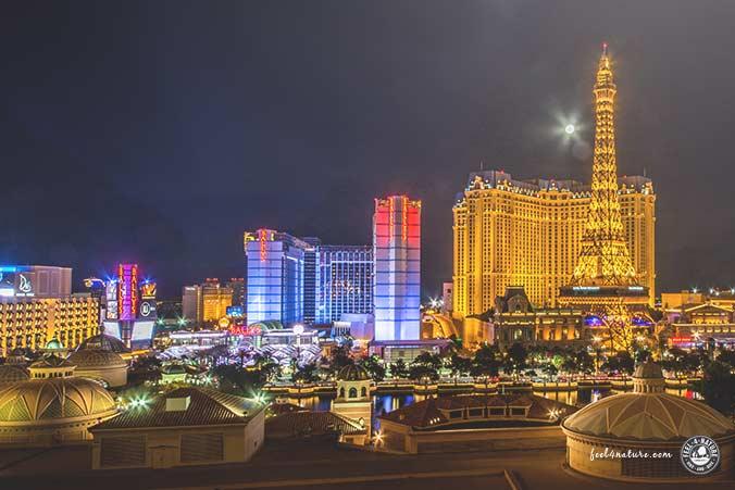Las Vegas Luxushotel Empfehlung