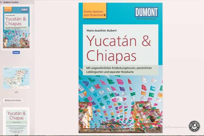 Mexiko Reiseführer eBook