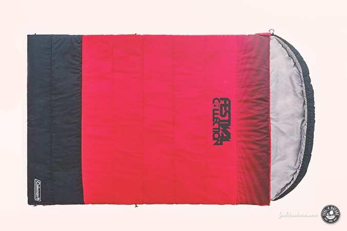 Schlafsack Test Doppelschlafsack