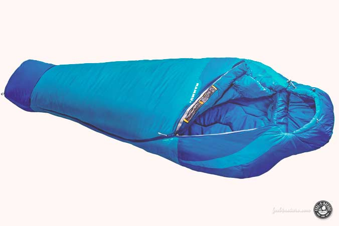 Schlafsack Test Mammut Kompakt