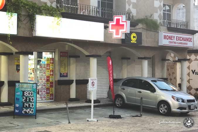 Mexiko Apotheke Medikamente