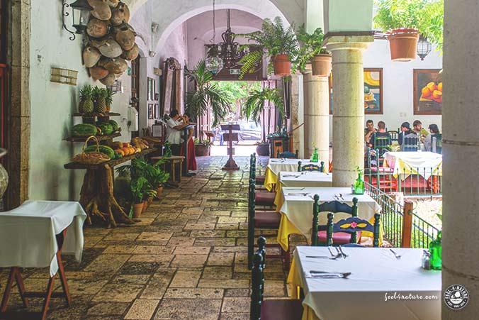 Mexiko Montezumas Rache Restaurant