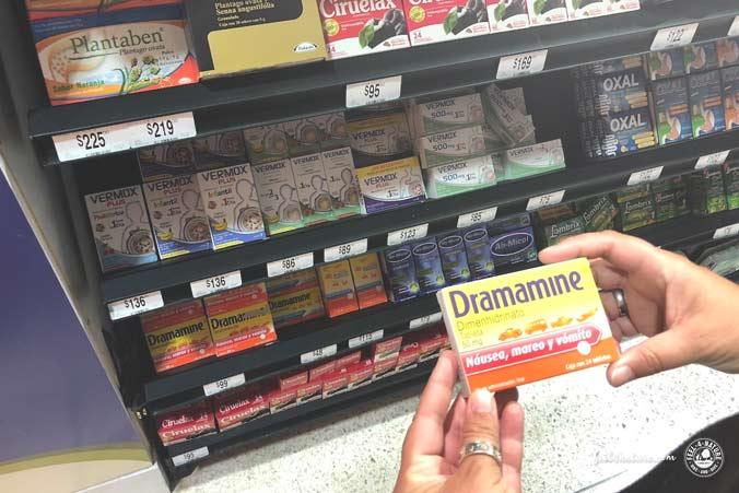 Reiseapotheke Mexiko Medikamente