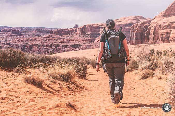 Trekkingschuhe Damen Test