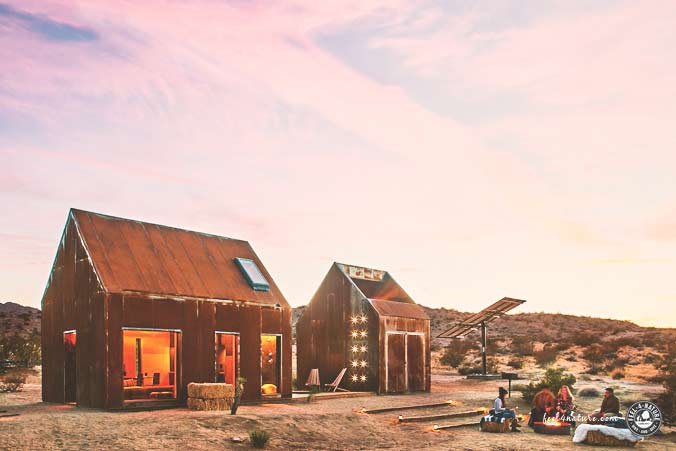 Joshua Tree Airbnb Unterkunft