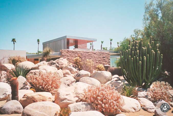 Palm Springs Unterkunft