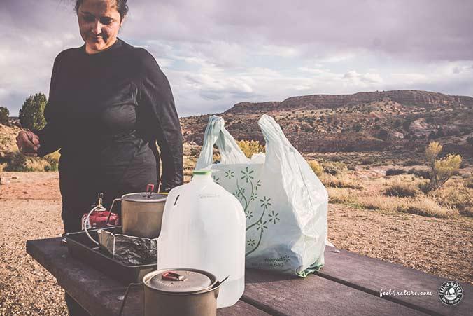 Outdoor Gaskartuschenkocher Camping