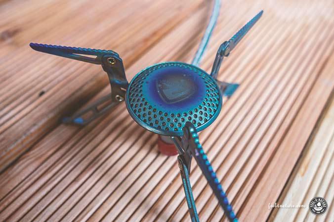 Robens Gaskocher Fire Bug Titan