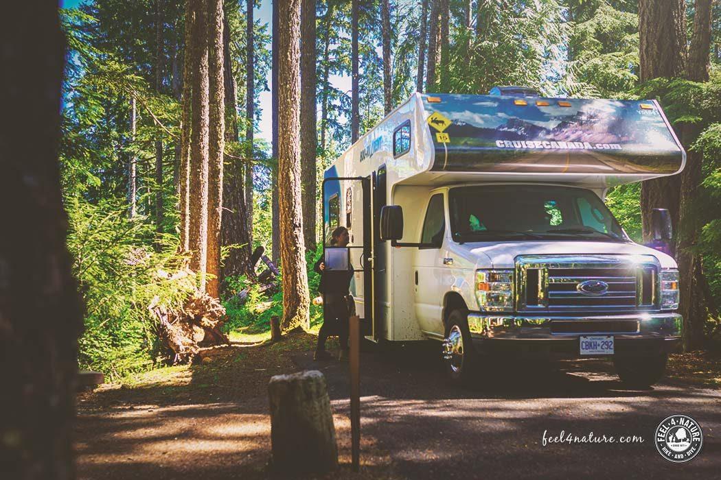 Camping Geschenk
