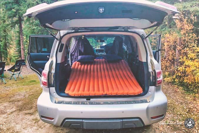Isomatten Duo Car Camping