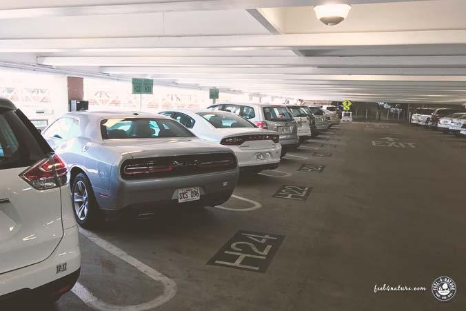 Autovermietung USA Alamo Choice Line