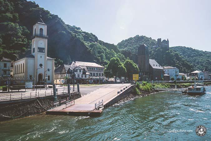 Rheinsteig Königsetappe Loreley