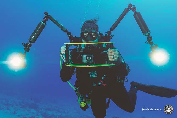 Tauchkamera Actioncam GoPro